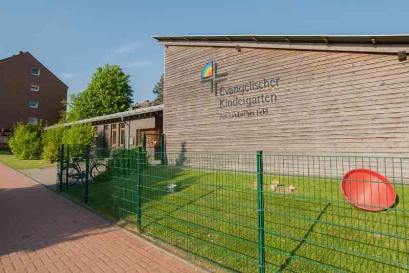Ev. Kindertagesstätte und Familienzentrum Laubacher Feld