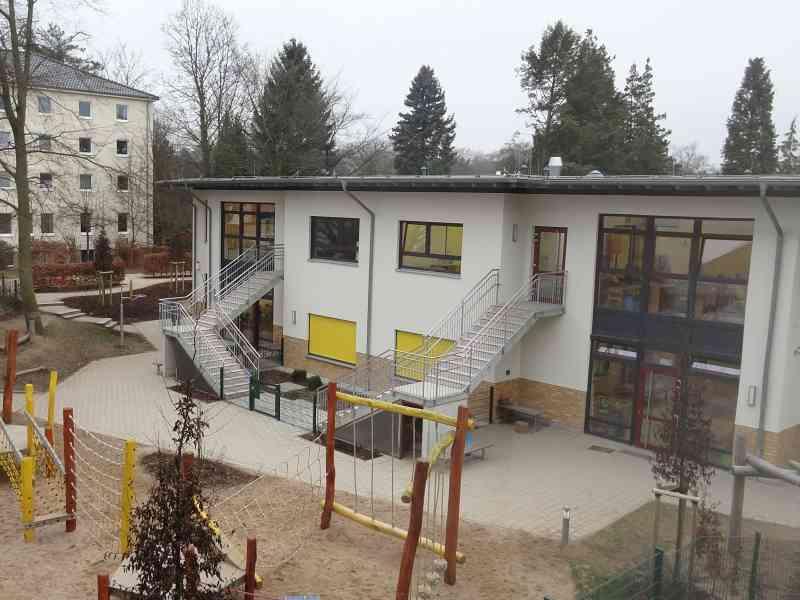 Kath. Kindergarten und Familienzentrum St. Lambertus